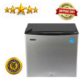 Whynter 1.1 cu. ft. Energy Star Upright Freezer with Lock -