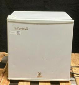 EdgeStar 1.1 Cu. Ft. Medical Freezer with Lock  in White