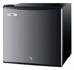 1.1 cu.ft. Upright Freezer with Energy Star - Stainless Stee