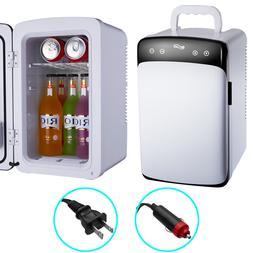 10l portable 12v car fridge freezer travel