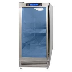 """14.5"""" Outdoor Built-In Beverage Center Fridge Cooler 3cf M"""