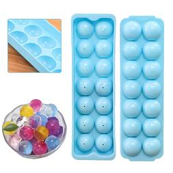 14 round ice cube tray bar ball