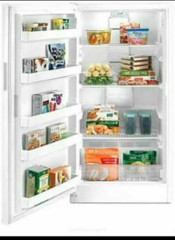 Amana 16 CU. FT. FROST FREE UPRIGHT FREEZER  AZF33X16DW bran