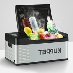 16QT Mini Fridge Portable Car Freezer Electric Cooler Refrig