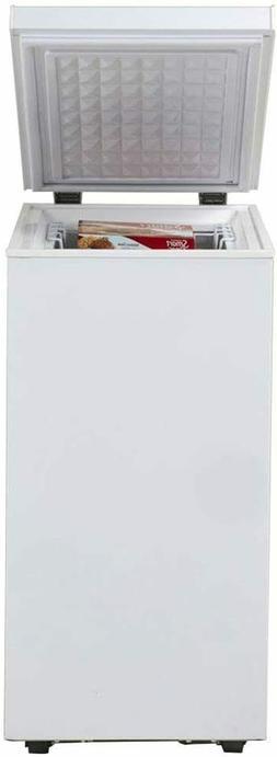 Avanti 2.5 Cu. Ft. Chest Freezer - White