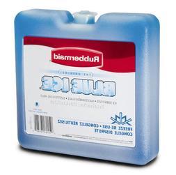 2 Pcs Rubbermaid Blue Ice Packs Cooler Pack Coolers Freezer