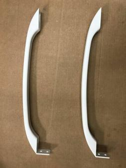 2 x 218428101 Door Handle for Frigidaire Refrigerator AP1145