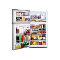20.8 Cubic Foot Kenmore Top Freezer Refrigerator w/ Ice Make