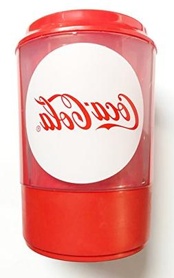 2009 Red Coca-Cola Insulated Freezer Tumbler Cup