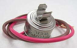 2183073 - NEW REFRIGERATOR BIMETAL DEFROST THERMOSTAT FOR WH