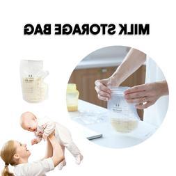 250ml Disposable Baby Food Feeding Breast Mother Milk Liquid