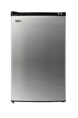 Arctic King 3.0 cu ft Upright Freezer Stainless Steel Door,