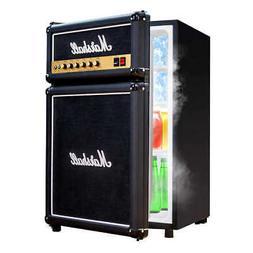 Marshall 3.2 cu ft Compact Refrigerator Guitar Amp Retro Dor