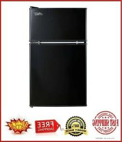 """3.2 Cu Ft. Refrigerator Mini Fridge Compact Refrigerator fo"