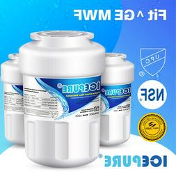 3 PACK Fit For GE MWF SmartWater MWFP GWF Refrigerator Water