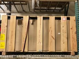 Anthony International - 3 Pane Heated Low Temp Freezer Doors