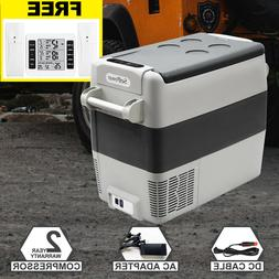 30/40/50L 12V Portable Compact Refrigerator Freezer Compress