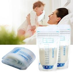30/60/90Pcs Baby Food Breast Milk Freezer 250ml Storage Bag