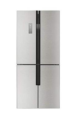 Lycan 30 French 4-Door Refrigerator Freestanding Stainless S