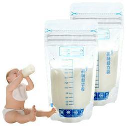 30Pcs Breast Milk Storage Baby Food Storage 250ml Disposable