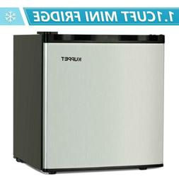 ZOKOP 31.1L/1.1CU.FT Compact Mini Fridge Freezer Upright Sma