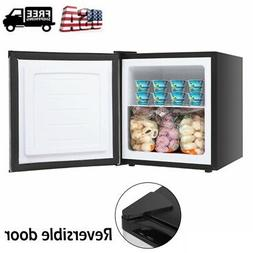 31.1L/1.1CU.FT Compact Mini Freezer Upright Small Refrigerat
