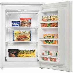 4.3 Cu.Ft. Upright Freezer, Manual Defrost, Mechanical Therm