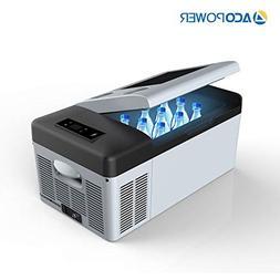 ACOPOWER 4°F True Freezing, 12V/24V DC and 110V AC  P15 Por