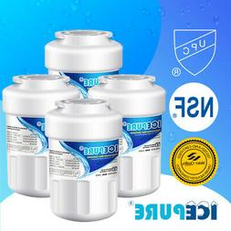 4 PACK ICEPURE GE MWF SmartWater MWFP GWF Comparable Refrige