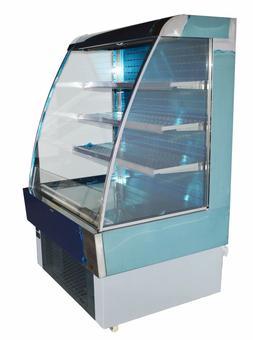 40 ins Open Refrigeration Display Case Refrigerator Merchand