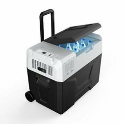 ACOPower 42 Quart 64 Can Portable Solar Powered Fridge or Fr