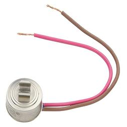Siwdoy 4387503 Refrigerator Defrost Thermostat Compatible wi