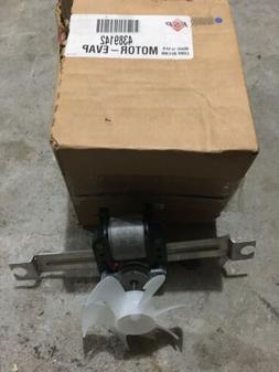 4389142 for Whirlpool Kenmore Refrigerator Evaporator Freeze