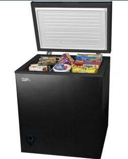 Deep Freezer Chest  5.0 CU FT Upright Compact Garage Basemen