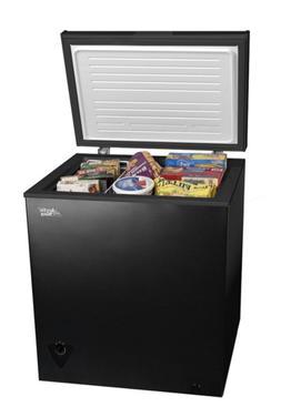 Arctic King  5 Cu Ft Chest Freezer Food Storage Home Kitchen
