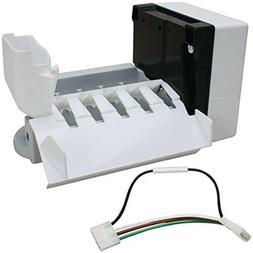 Refrigerator Ice Maker Kit 5 Cube Fridge Whirlpool Kenmore M