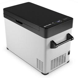 53 Quarts Portable Electric Car Cooler Refrigerator/Freezer