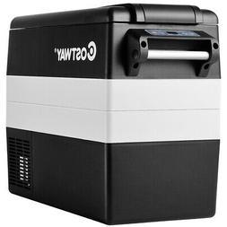 55 Quart Portable Refrigerator Electric Car Cooler Compresso