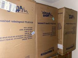 5cu ft deep chest freezer