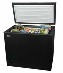 Arctic King 7 cu.ft. Chest Freezer - Black Brand New