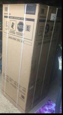 7 Cu. Ft. Upright Freezer In White Insignia