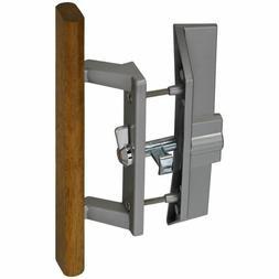 Stanley Hardware 843201 Patio Door Handle and Latch, Aluminu