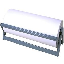 """Bulman Heavy Duty Steel Paper Cutter Dispenser, 24"""" Wide Wit"""
