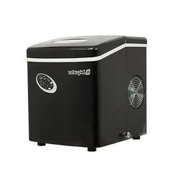 EdgeStar IP210BL Portable Countertop Ice Maker - Black