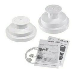 FoodSaver Vacuum Sealer FCARWJAH-000 Wide-Mouth Jar Kit with