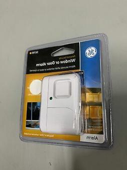 GE Personal Security Window/Door Alarm, DIY Home Protection,