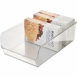 InterDesign Linus Refrigerator or Freezer Food Storage Conta