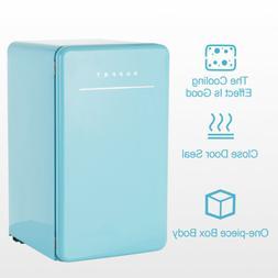 Mini Compact Refrigerator Refrigerator Double Door Top Freez