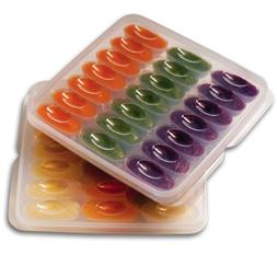 Mumi&Bubi Solids Starter Kit, Baby Food Freezer Storage Tray