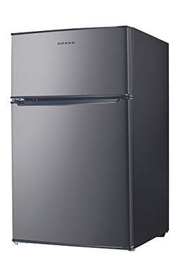 Amana AMAR31TS1E 3.1 cu. Ft. Two Door Compact Refrigerator,